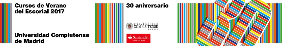 Logo Cursos de verano del Escorial 2017