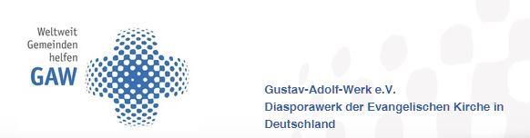Logo de la Gustav-Adolf-Werk